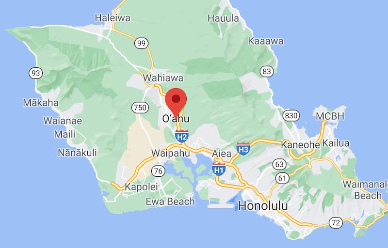 map-of-oahu-hawaii